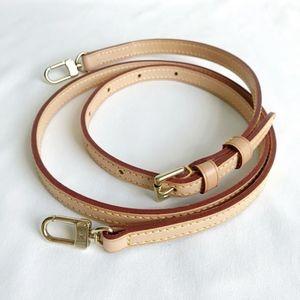 Louis Vuitton Adjustable crossbody leather strap
